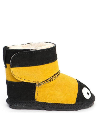 EMU Australia Little Walkers Bee Yellow