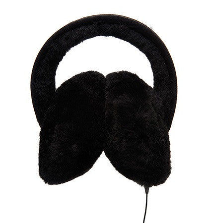 EMU Australia Willandra Ear Muffs Black