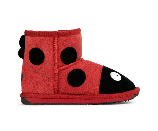 EMU Australia Little Creatures Lady Bird Mini Red