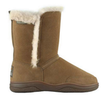 Canterbury Sheepskin Flyer Chestnut