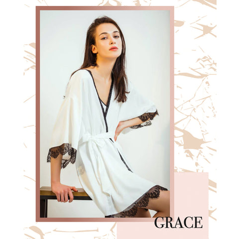 19/20 NEW COLLECTION—《Grace》 英国高端内衣品牌Lier Adore 加拿大独家授权销售!