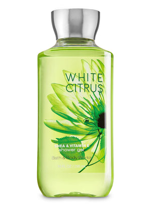 Bath & Body Works Shower Gel - White Citrus (295ml)