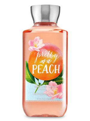 Bath & Body Works Shower Gel - Pretty as a Peach (295ml)
