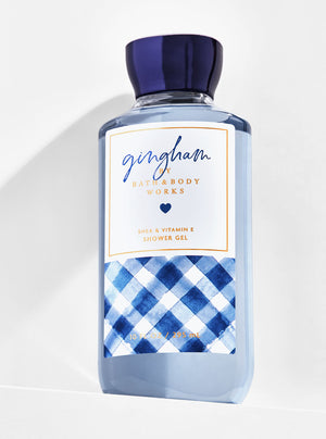 Bath & Body Works Shower Gel - Gingham (295ml)