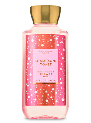 Bath & Body Works Shower Gel - Champagne Toast (295ml)