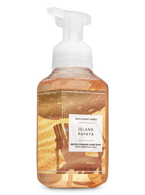 Bath & Body Works Foaming Hand Soap - Island Papaya  (239ml)