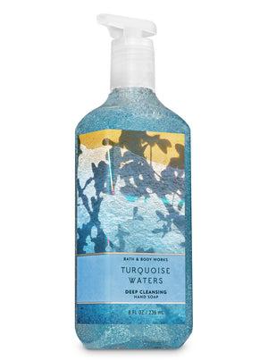 Bath & Body Works Deep Cleansing Soap - Turquoise Waters  (237ml)
