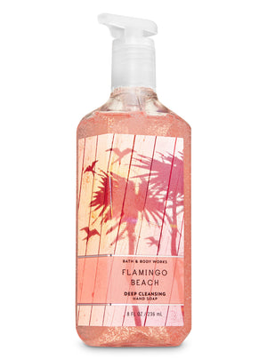 Bath & Body Works Deep Cleansing Soap - Flamingo Beach  (238ml)