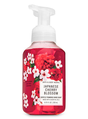 Bath & Body Works Foaming Hand Soap - Japanese Cherry Blossom  (259ml)
