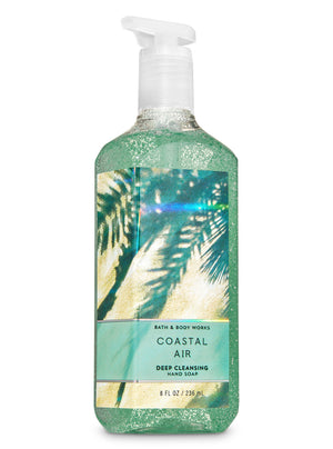 Bath & Body Works Deep Cleansing Soap - Coastal Air  (236ml)