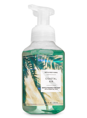 Bath & Body Works Foaming Hand Soap - Coastal Air  (259ml)