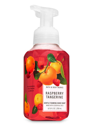 Bath & Body Works Foaming Hand Soap - Raspberry Tangerine  (259ml)