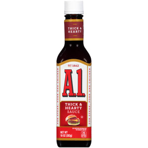 A1 Thick & Hearty Steak Sauce (283g)