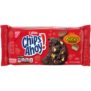Chips Ahoy Reese's Chocolate Chip Cookies with Peanut Butter (269g)