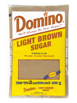 Domino Light Brown Sugar (907g)