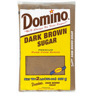 Domino Dark Brown Sugar (907g)