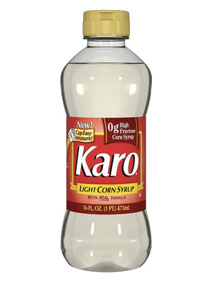 Karo Light Corn Syrup with Vanilla (454g)