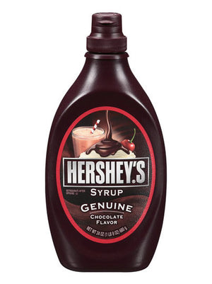 Hershey's Genuine Chocolate Syrup (680g)