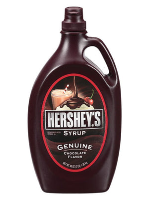 Hershey's Genuine Chocolate Flavor Syrup (1,361g)