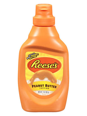 Hershey's Peanut Butter Topping (198g)