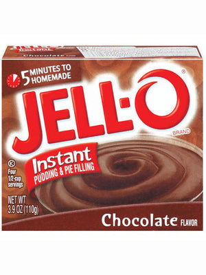 Jell-O Chocolate Instant Pudding & Pie Filling (111g)
