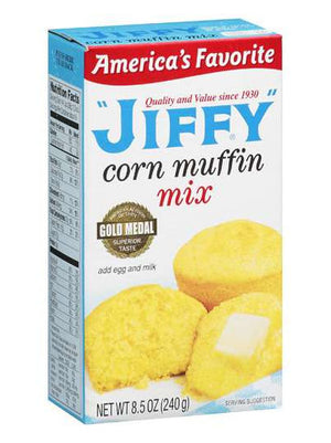Jiffy Corn Muffin Mix (198g)