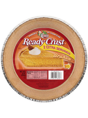 Keebler Ready Crust Graham Pie Crust (255g)