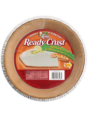 Keebler Ready Crust Graham Reduced Fat Pie Crust (170g)