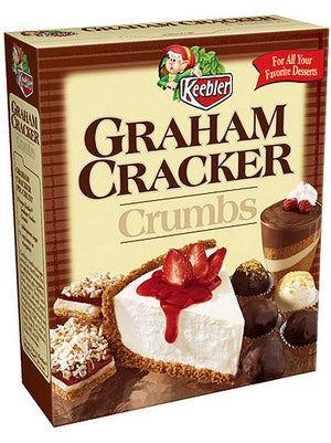Keebler Graham Cracker Crumbs (383g)