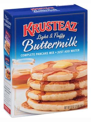 Krusteaz Buttermilk Complete Pancake Mix (907g)