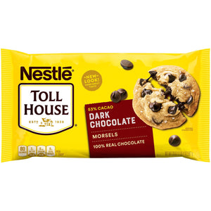 Nestlé Toll House Dark Chocolate Morsels (680g)