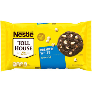 Nestlé Toll House Premier White Morsels (680g)