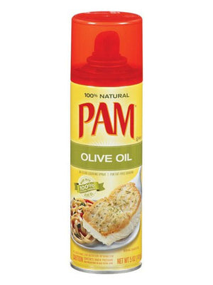 Pam Olive Oil Cooking Spray (142g)