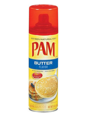 Pam Butter Cooking Spray (142g)