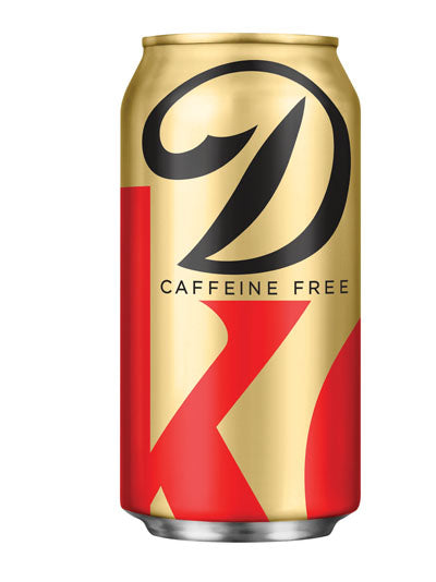 Coca-Cola Caffeine Free Diet Cola (12x355ml)