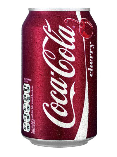 Coca-Cola Cherry Cola (12x355ml)