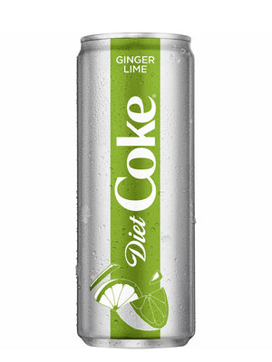 Coca-Cola Diet Coke Ginger Lime (8x355ml)
