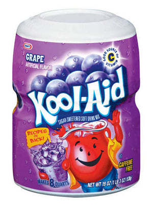 Kool-Aid Grape Drink Mix (539g)