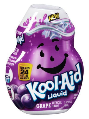 Kool-Aid Grape Liquid Drink Mix (46g)