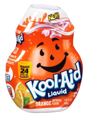 Kool-Aid Orange Liquid Drink Mix (46g)