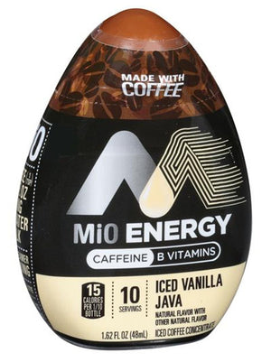 Mio Energy Iced Vanilla Java (48ml)