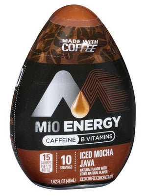 Mio Energy Iced Mocha Java (48ml)