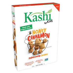 Kashi Organic Honey Cinnamon Cereal (306g)