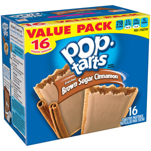 Kellogg's Pop-Tarts Brown Sugar Cinnamon (851g)