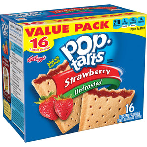Kellogg's Pop-Tarts Strawberry (851g)