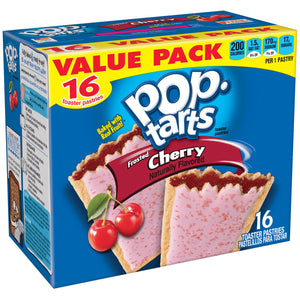 Kellogg's Pop-Tarts Frosted Cherry (851g)