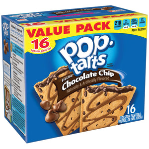 Kellogg's Pop-Tarts Chocolate Chip (851g)