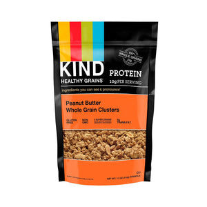 Kind Peanut Butter Whole Grain Clusters (312g)