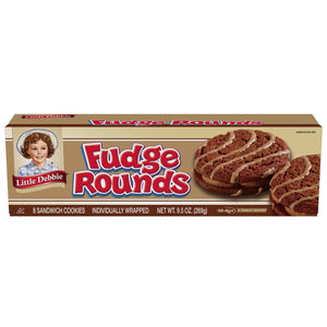 Little Debbie Snacks Fudge Rounds (269g)