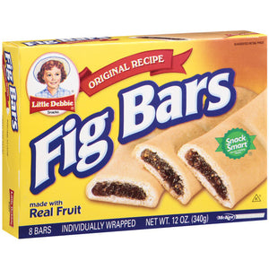 Little Debbie Snacks Original Recipe Fig Bars (340g)